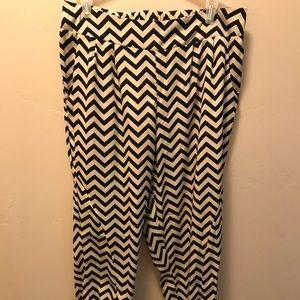 Pants - Chevron dress pants